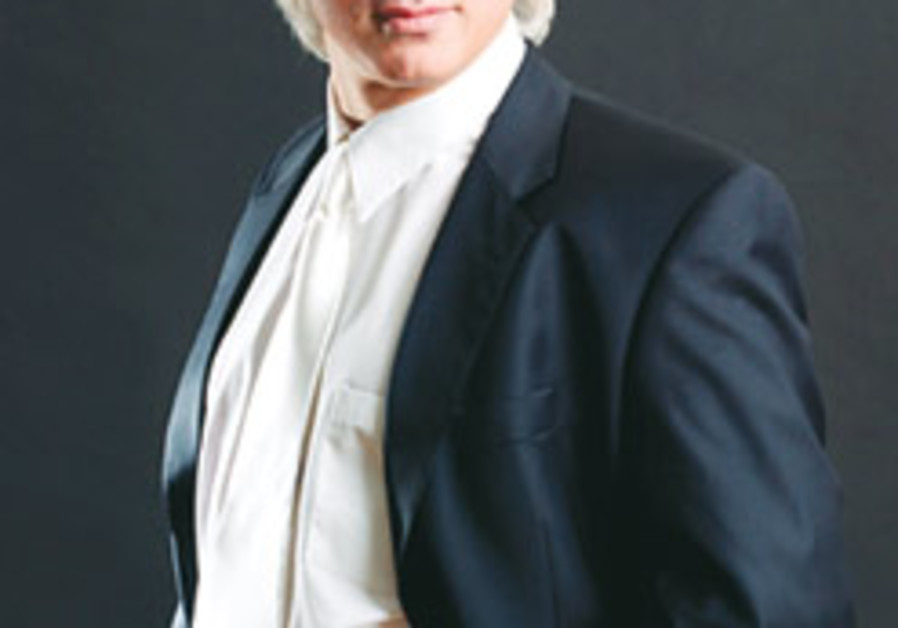 Russian baritone Hvorostovsky to sing in Ra'anana