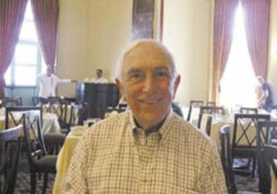 Jewish Democrat Sen. Frank Lautenberg dies at 89