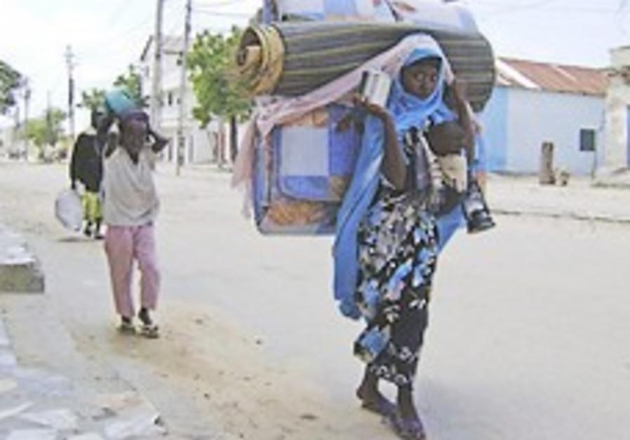 UN: Atrocities in Somalia force 100,000 to flee