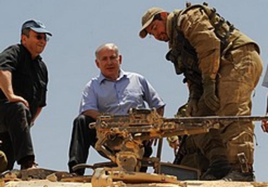Barak: Future IDF ops will be 'broader'