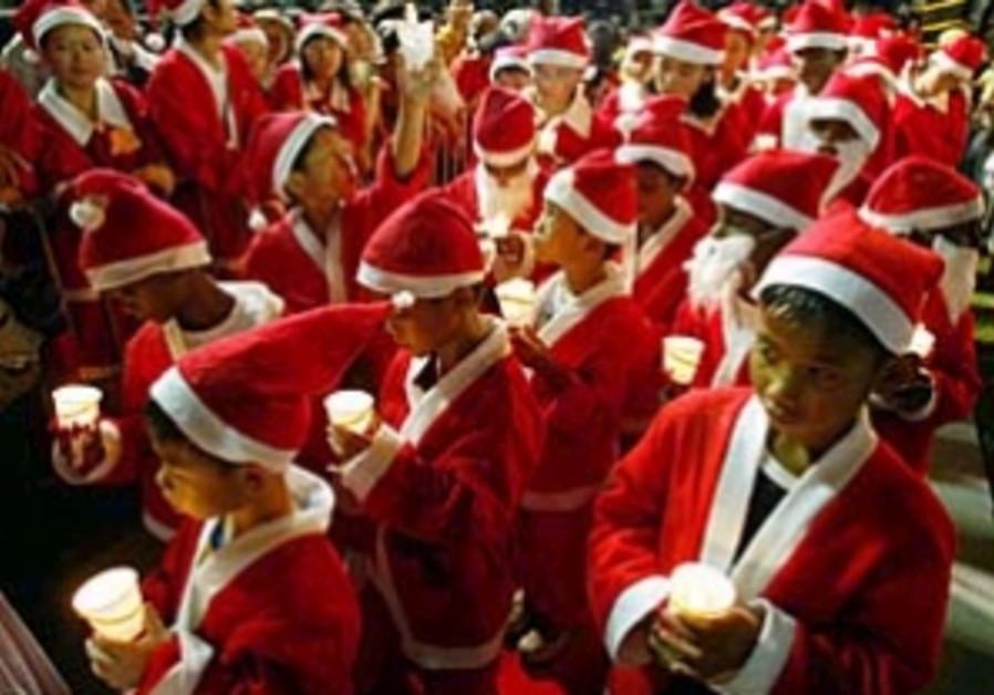 Jews can like Christmas, too