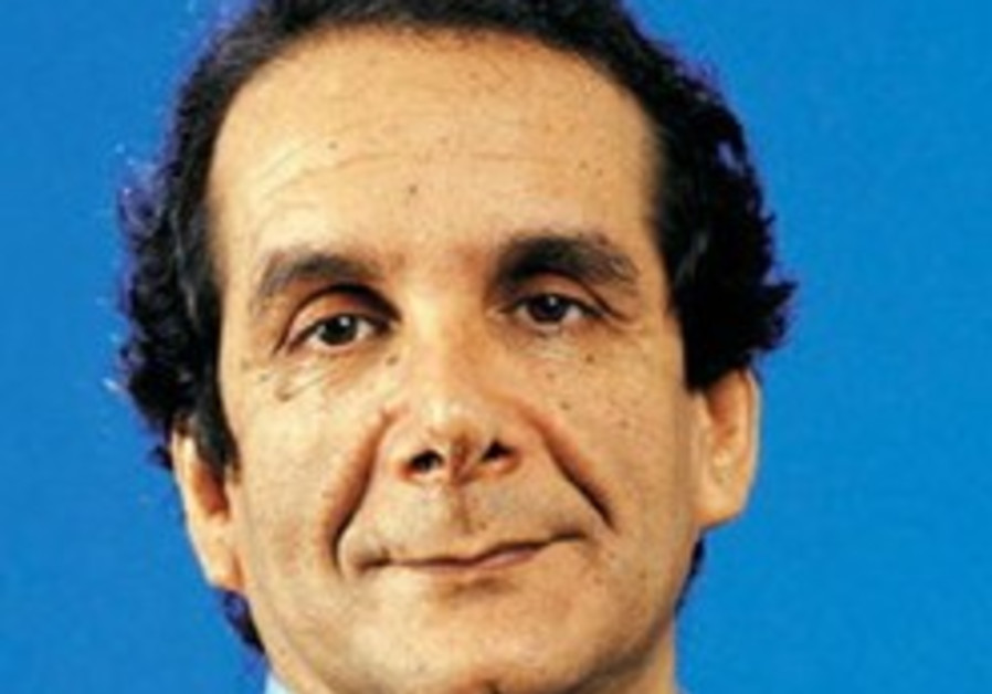 Netanyahu on Krauthammer: 'The best of the best our people has produced'