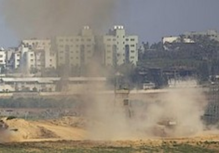 Shin Bet: Gaza-belt communities are in danger