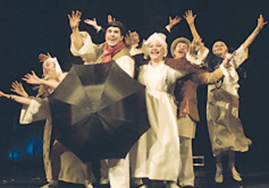 Yiddish theater's big encore
