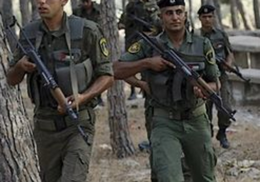 PA police arrest 36 Hamas supporters