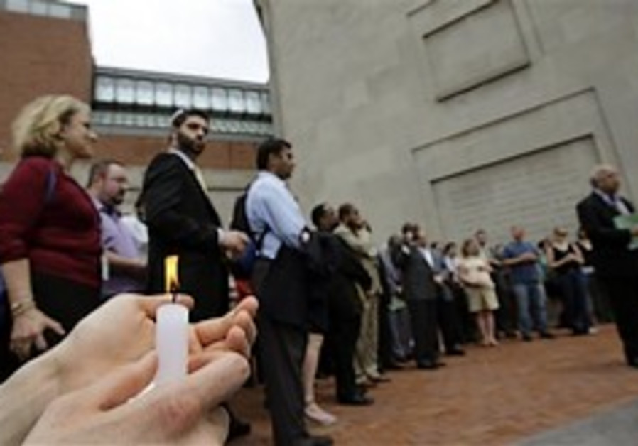 Hundreds attend reopening of DC's Holocaust museum