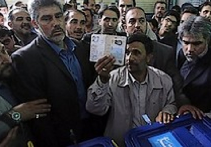 Does Iran's vote matter?