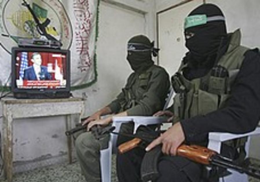 Palestinian Affairs: Our man in Washington?