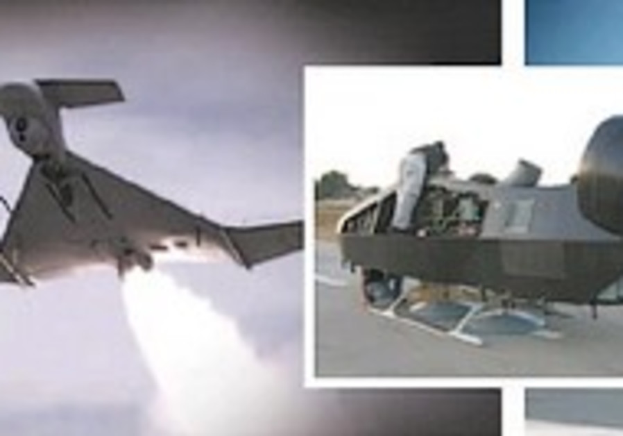 Israeli UAVs expected to steal the show at Paris expo