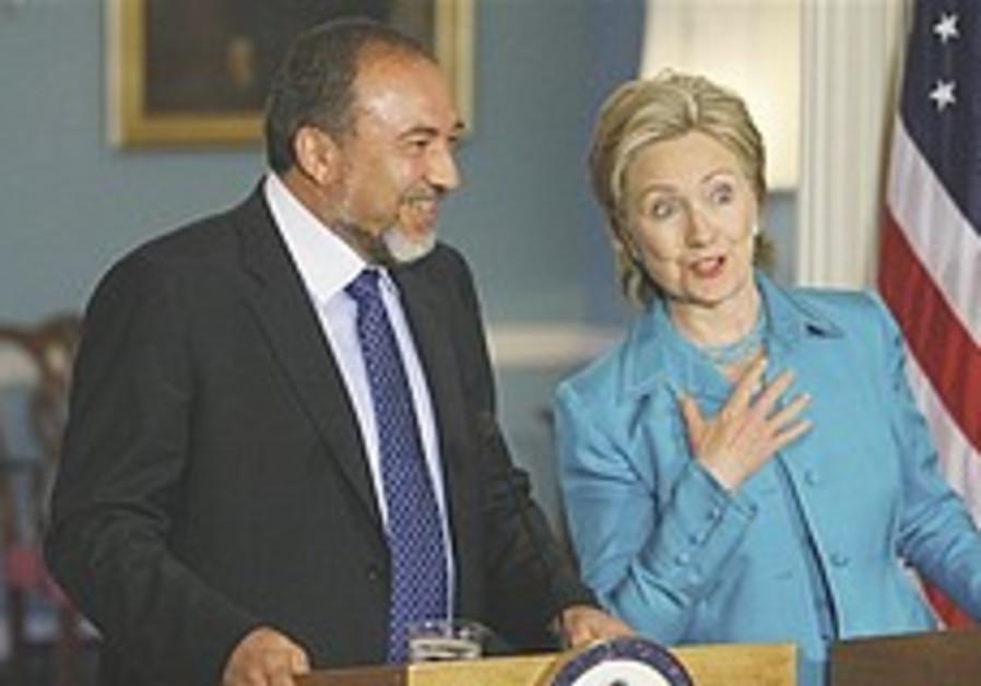 Lieberman to Clinton: No settlement freeze