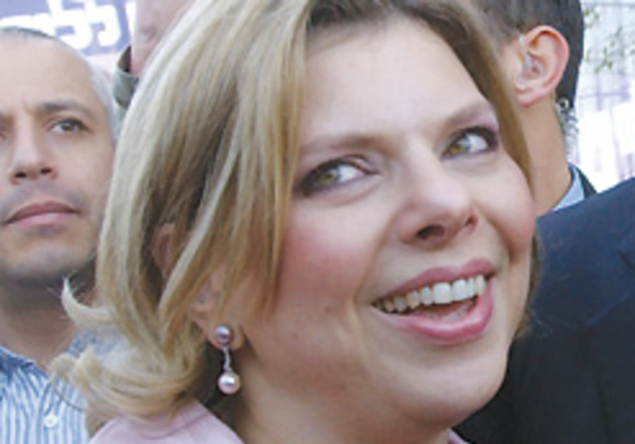 PMO comes out swinging to defend Sara Netanyahu