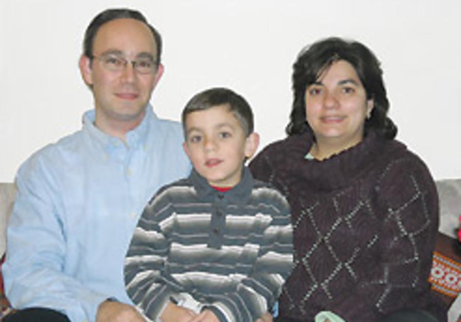 Arrivals: Debbie and Daniel Horowitz: From Caracas to Kfar Saba
