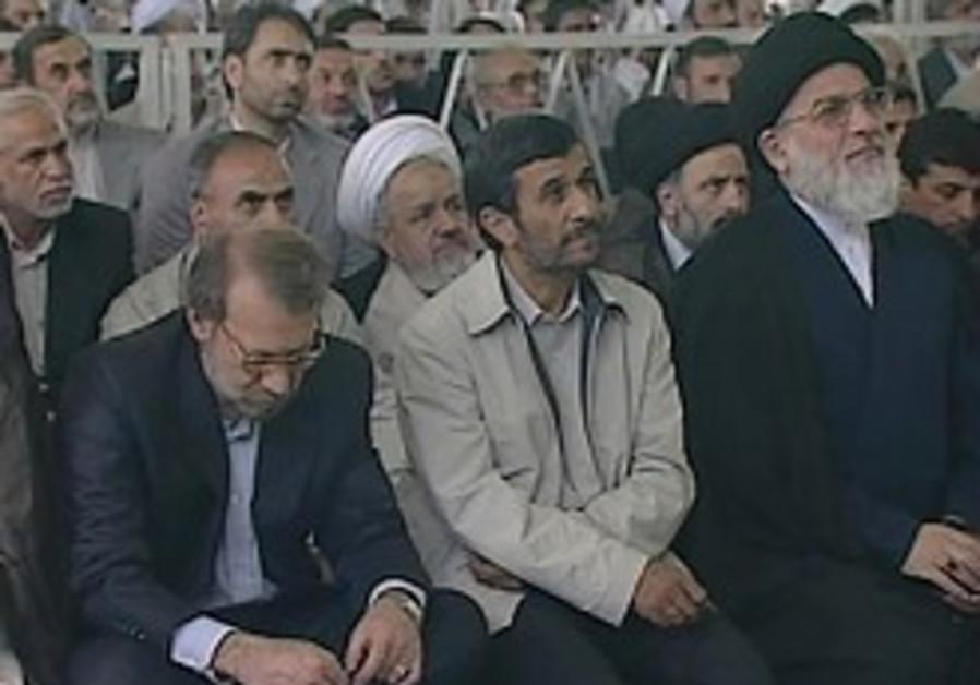 Khamenei: End protests or risk 'bloodshed'