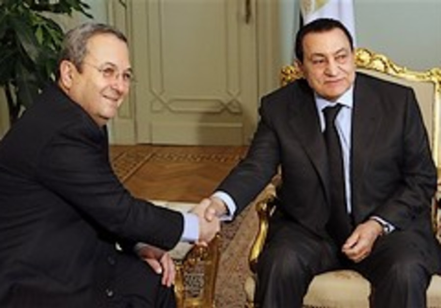 Israel and Egypt: Closer than expected