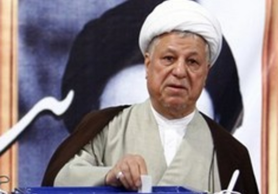 'Iran won't annul results of elections'
