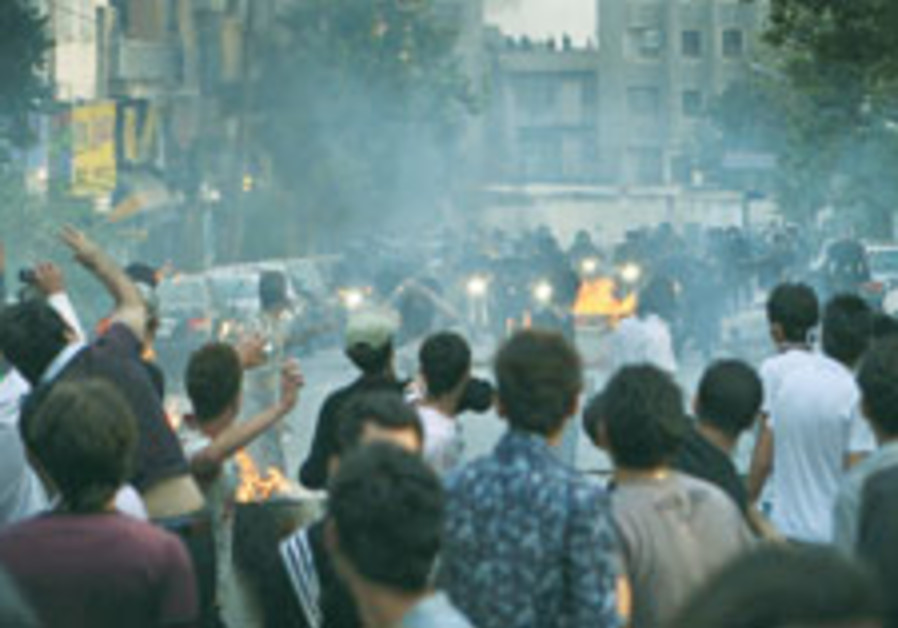 Iran protests renew despite threats