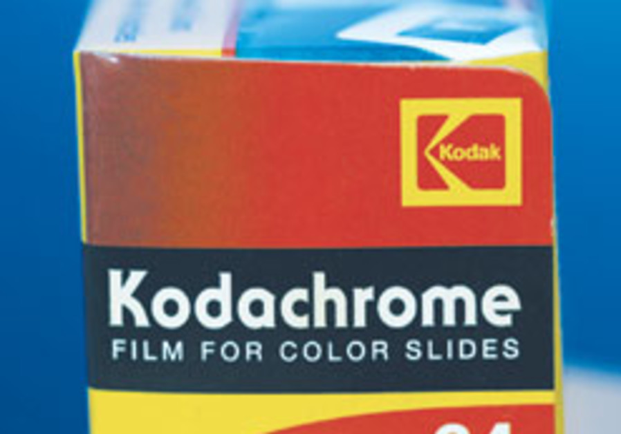 Sorry, Paul Simon, Kodak's taking Kodachrome away