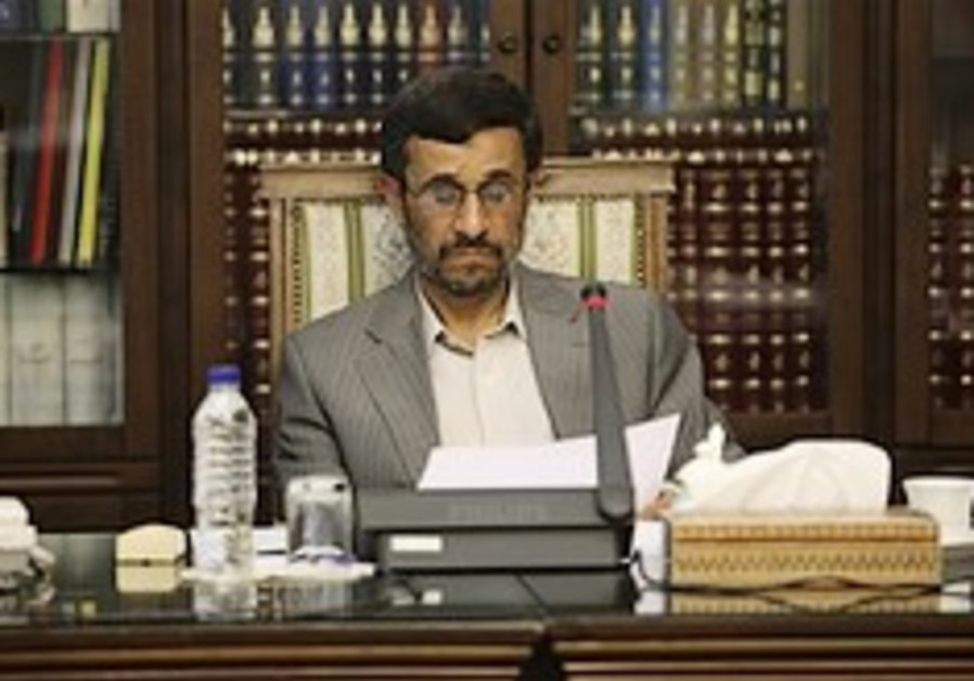 Ahmadinejad heralds 'new era' for Iran
