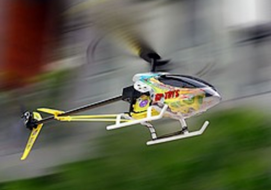 Eight-year-old TA boy to compete in international model helicopter competition