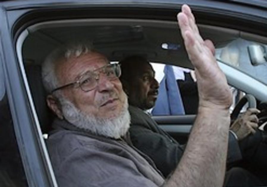 Hamas' PLC speaker released from jail