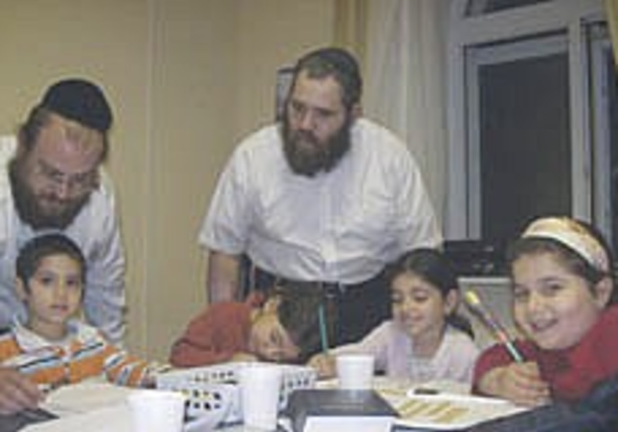 Chabad house in Kazakhstan 'navigating a spiritual desert'