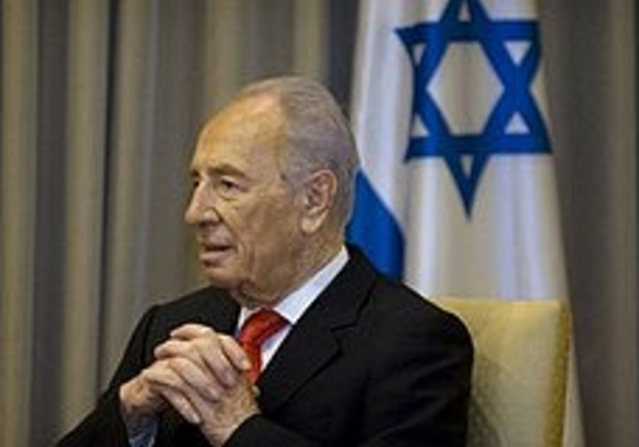 Iran envoy summoned over Peres visit