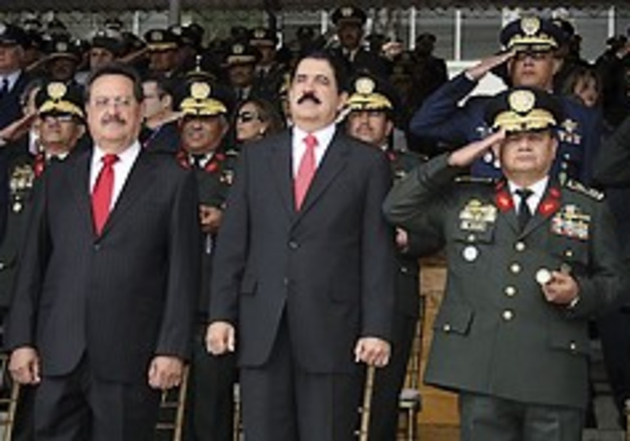 New president appointed in Honduras