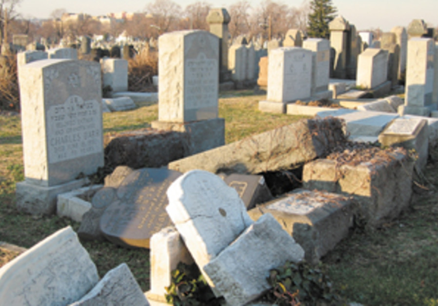 The old cemeteries of Newark
