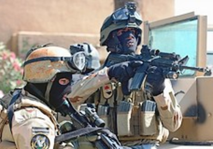 US confident a day before leaving Iraqi cities