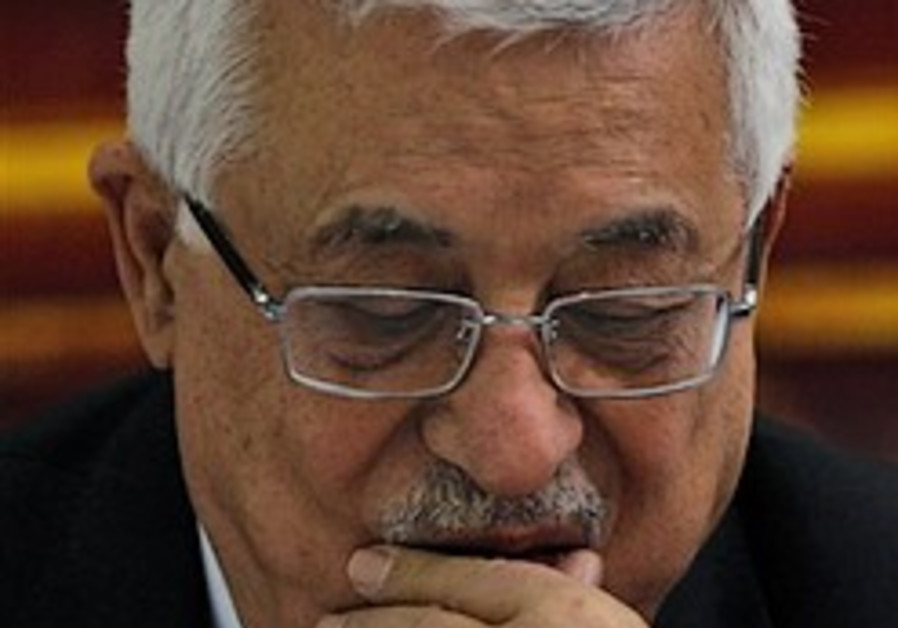 Abbas says he won't meet Netanyahu