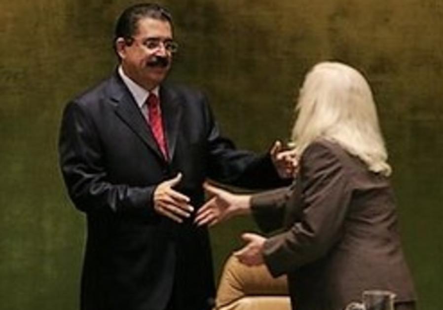 UN tells Honduras to reinstate president