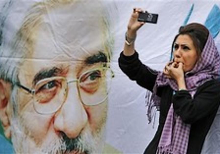 Mousavi calls new gov't 'illegitimate'