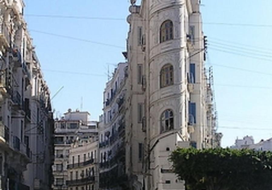 1st Jewish society created in Algeria