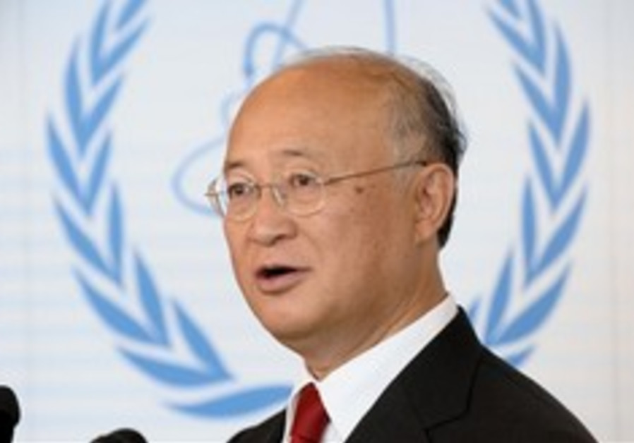 Israel's favored IAEA candidate elected
