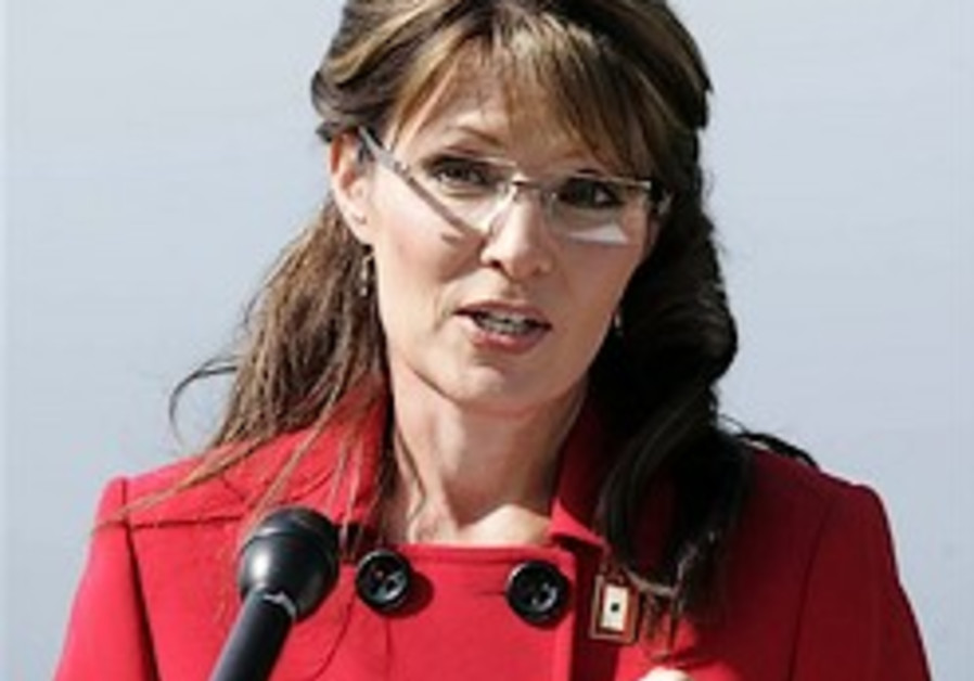 Sarah Palin announces surprise resignation