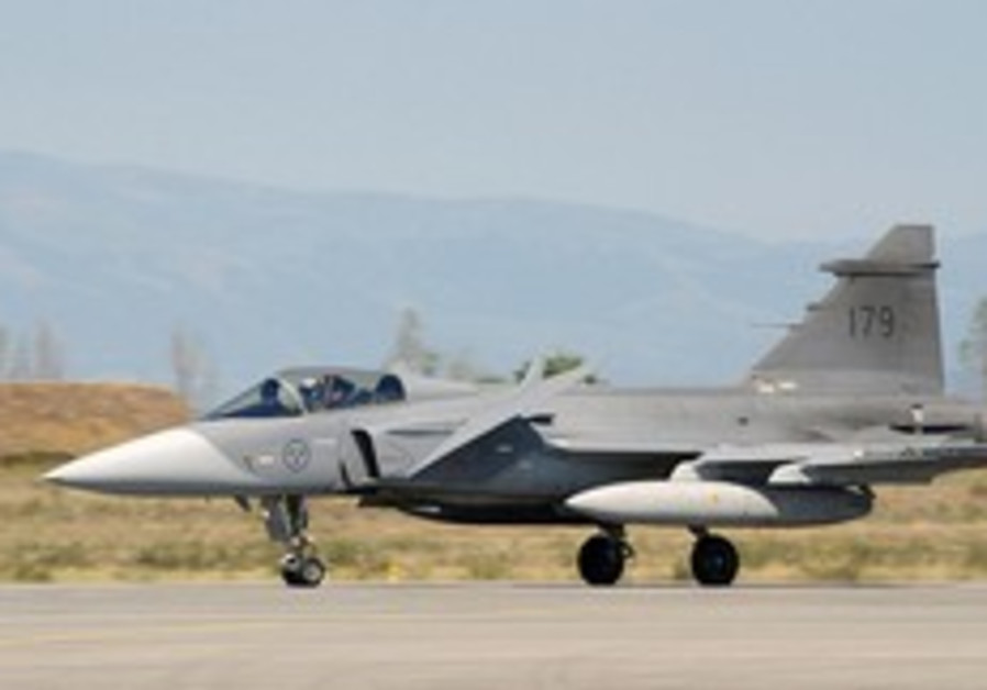 US pressures IAI to drop bid on fighter jets to India