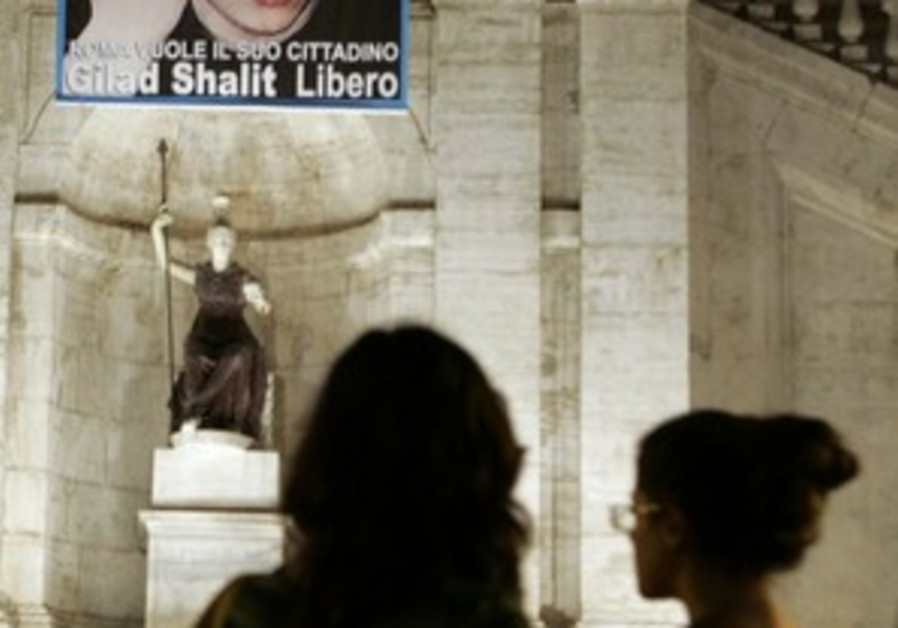 Schalit envoy's tenure extended