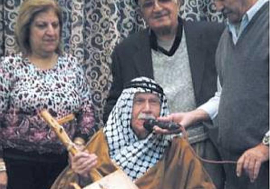 iraqi jewish storyteller