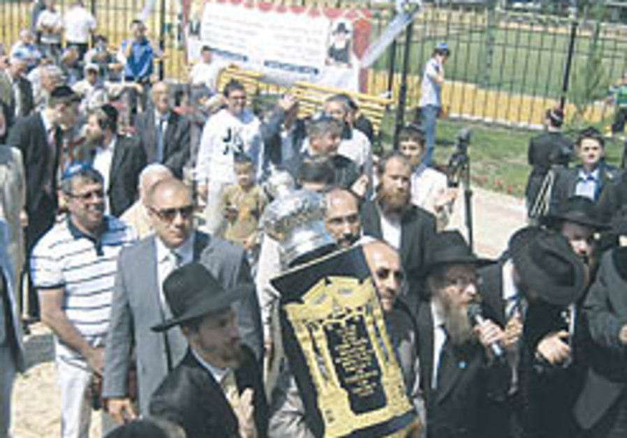 Jewish and proud in provincial Kazakhstan