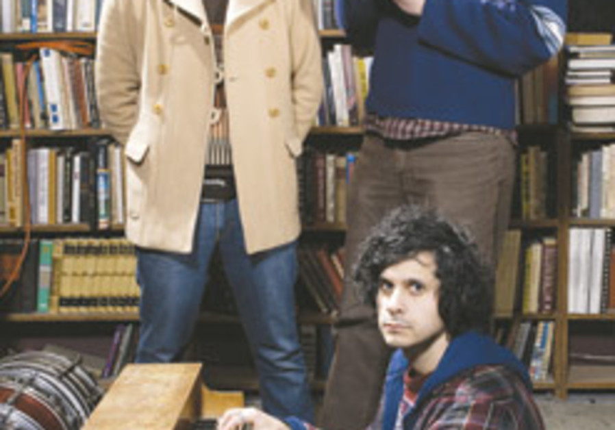 US indie band Why returns to Tel Aviv