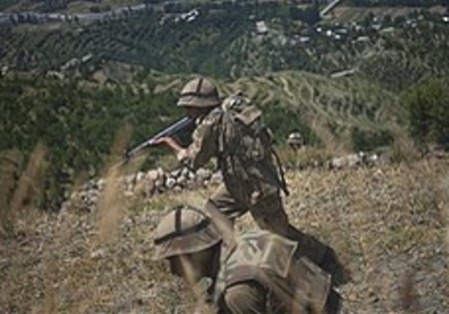 Suspected US missiles, Pakistan jets hit insurgents