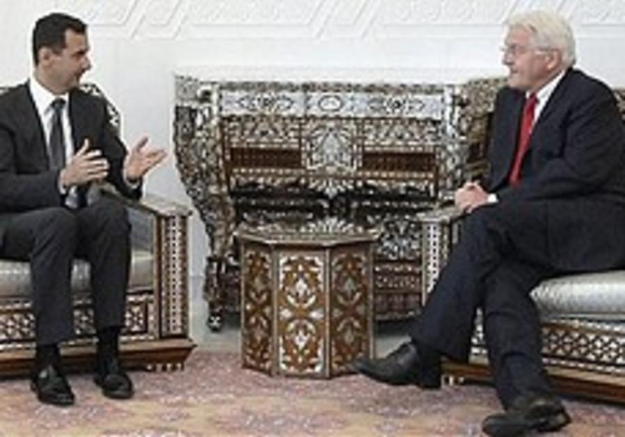 Assad: No real Israeli partner for peace
