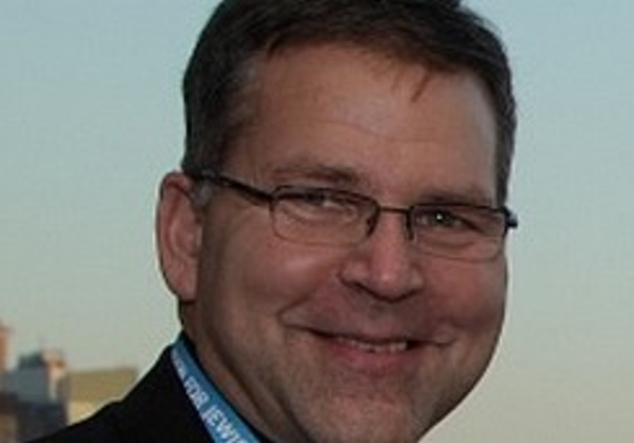 UJC tags 'money raiser' Jerry Silverman as new head