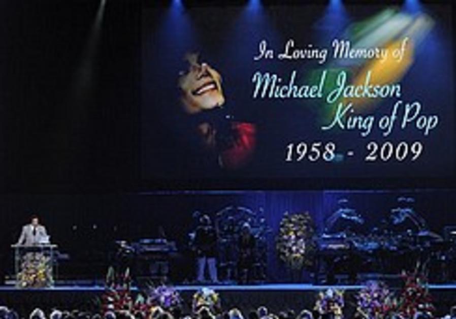 Millions watch Michael Jackson's LA memorial
