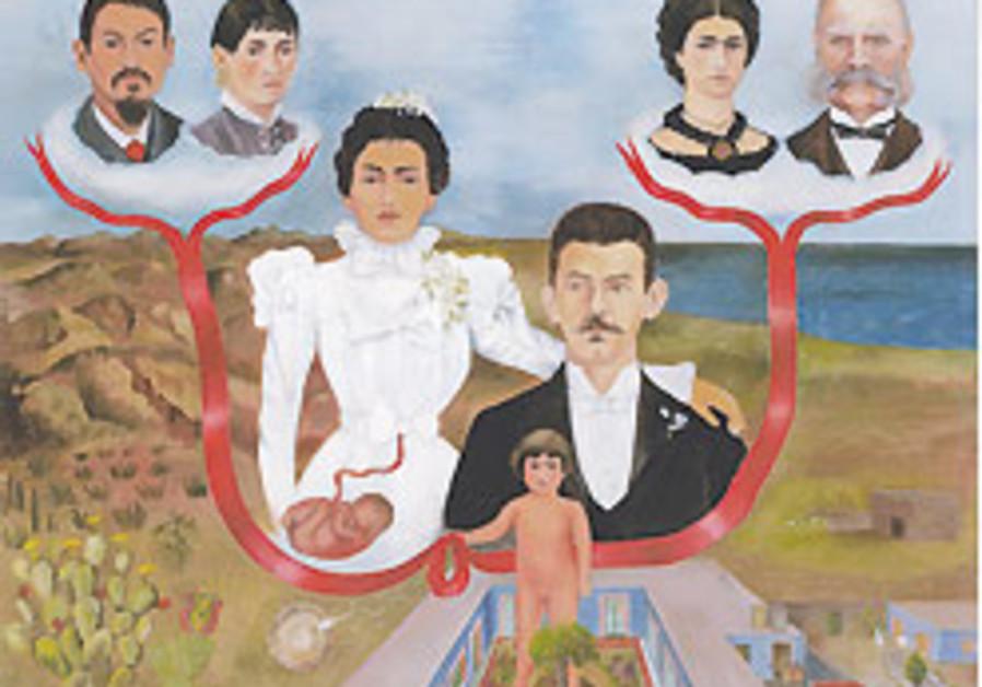 Frida Kahlo work makes Israeli debut