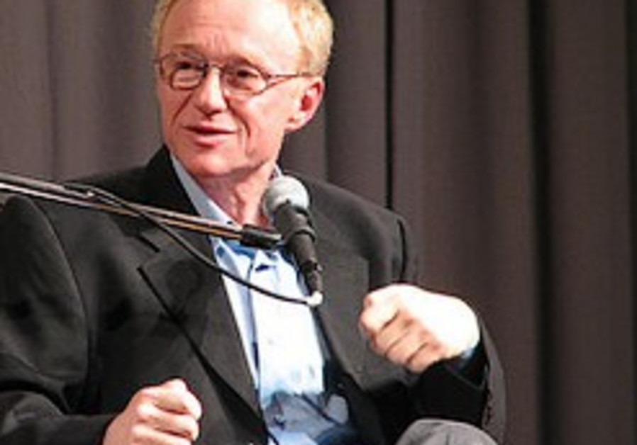 If you will it, David Grossman will bring peace