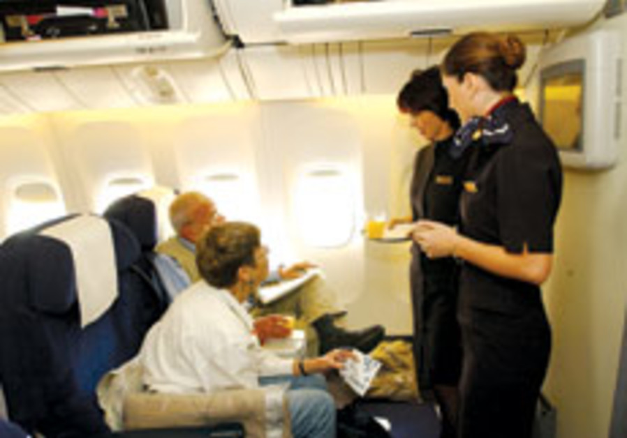 My Story: My daughter, the flight attendant