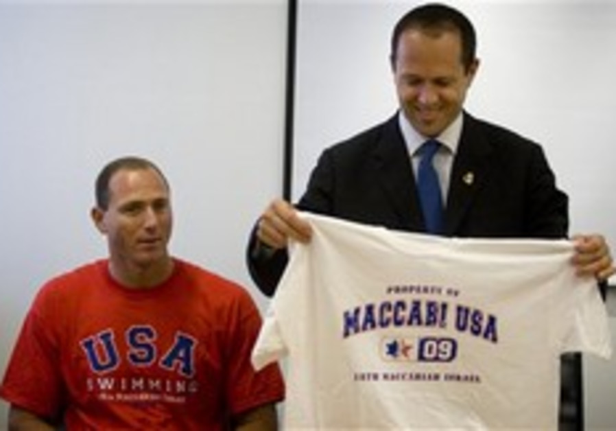 Media Matters: Go, Jason! A Maccabiah message for us all