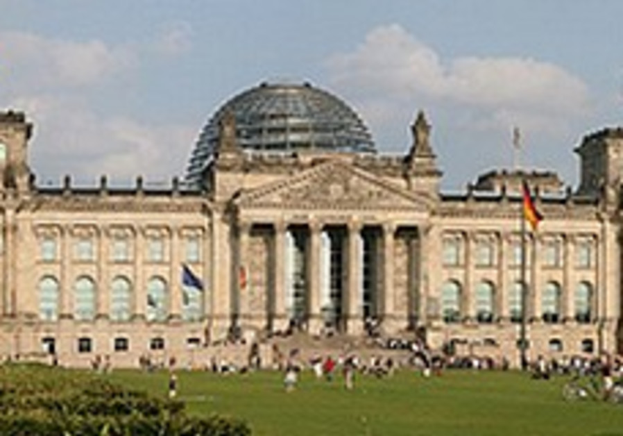 German pro-Israel group labeled 'Mossad front'