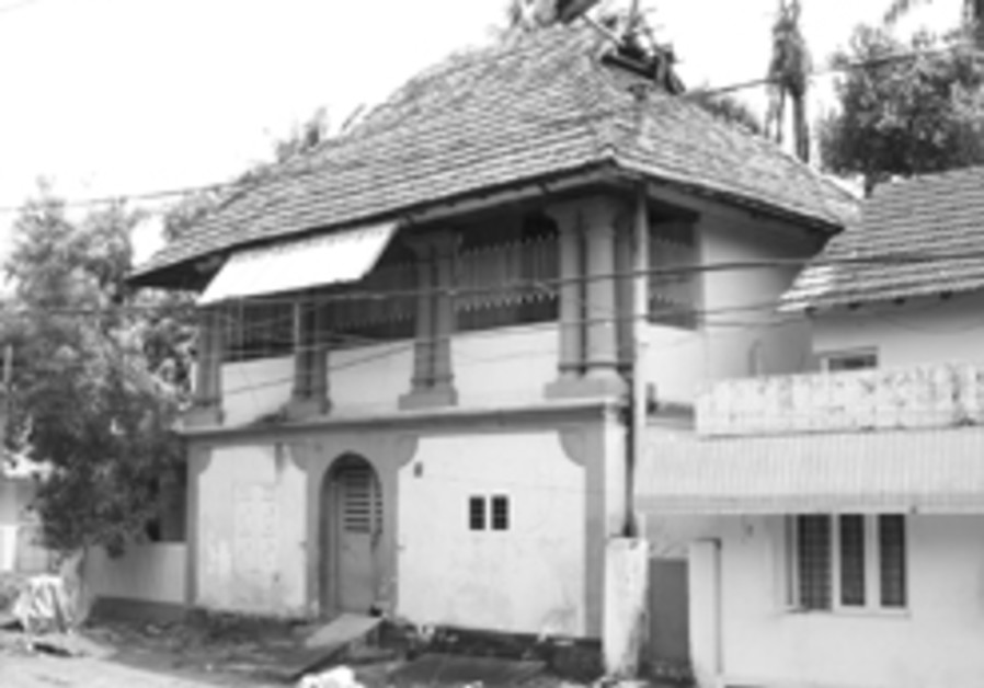 Kerala to restore 400-year-old Indian synagogue